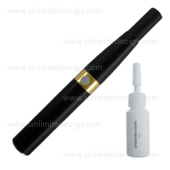 EGO e-Cigarette + 10ml e-Liquid | Black