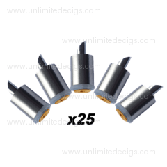 EGO-C Atomizer Heads x25