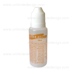 Vitamin e-Liquid 20ml