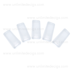 Rubber Mouthpiece Cover x5 | Fits: EGO-C, EGO-T, EC112-T, EGO Type-A