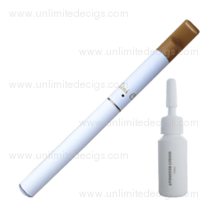E-Cigarette 901 + 10ml e-Liquid | White