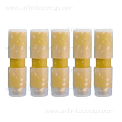 Filled EC103 Cartomizers | Yellow