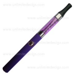 This purple eSmart e-Cig looks amazing